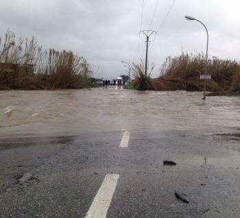 Nouvelles fortes pluies près de la Méditerranée en fin de semaine