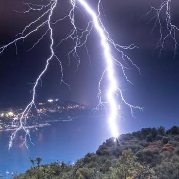 phénomènes orageux - quels sont les types d'éclairs observables?
