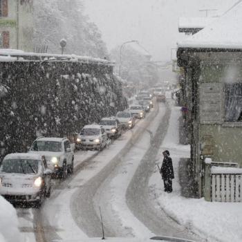 Neige : un axe Picardie - Pyrénées à risque dès ce soir