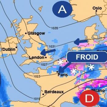 Brutal refroidissement et risque de gelées en fin de semaine