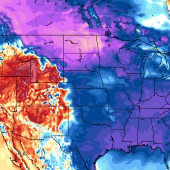 Vague de froid intense aux Etats-Unis