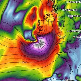 Ex-ouragan Hélène : de la chaleur, et des incertitudes