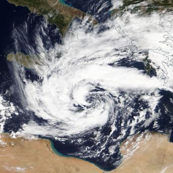 Zorbas : nouveau cas de Médicane en Méditerranée