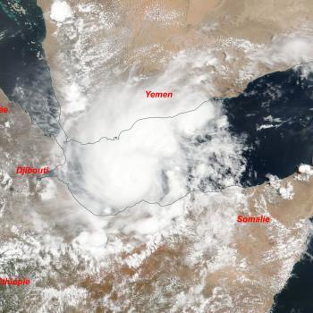 Tempête tropicale Sagar : phénomène rare dans le golfe d'Aden