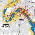 Crue de la Seine à Paris - Quels sont les risques ?