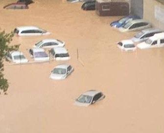 Episodes pluvieux et orageux dans le Sud : suivi et prévisions