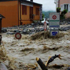 Fortes pluie et inondations le 1er mai à l'Est - fort risque d'avalanche