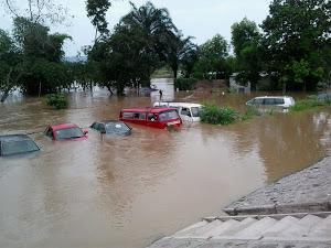 Inondations dramatiques à Kinshasa en République Démocratique du Congo