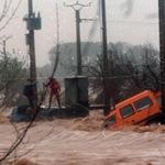 Inondations dans l'Aude les 12 & 13 novembre 1999