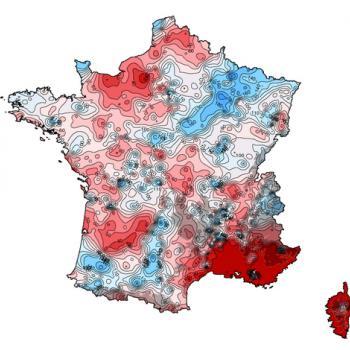 Bilan cartographié du mois de Juillet 2017