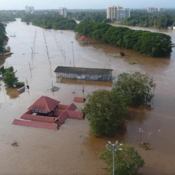 Mousson d'été : inondations catastrophiques dans l'Etat indien du Kerala