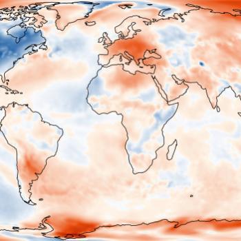 Avril également parmi les plus chauds de l'histoire à l'échelle mondiale