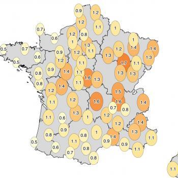 Bilan climatique de 2019 : 3e année la plus chaude en France