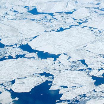 Banquise Arctique : 3e niveau le plus bas observé en octobre