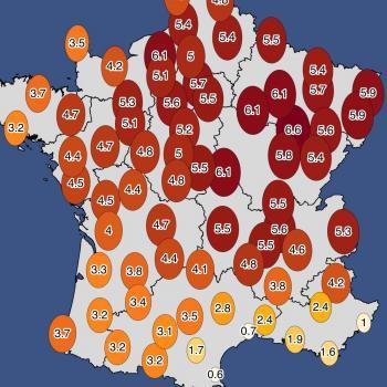 Avril 2020 en France : sur le podium des plus doux depuis 1900