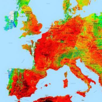 Canicule : l'Europe en surchauffe