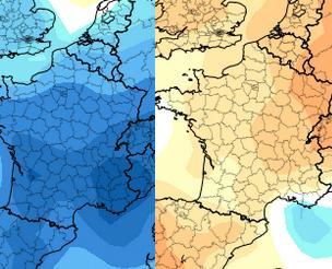 Des températures plus douces dès le milieu de semaine ?