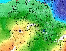 L'Europe à l'interface des saisons