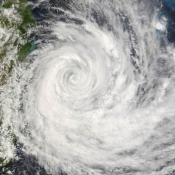 Février 2007: cyclone Gamède et records mondiaux de pluie à La Réunion
