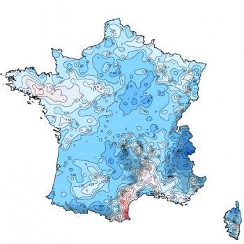 Bilan de l'hiver 2017/2018 : doux mais très fortement pluvieux