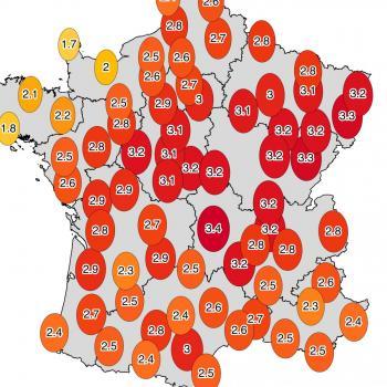 L'hiver 2019-2020 devient le plus chaud jamais mesuré en France !
