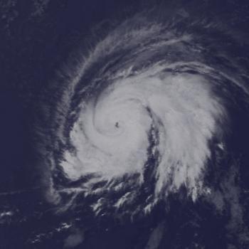 Lorenzo : un ouragan sur l'Atlantique, des conséquences sur l'Europe