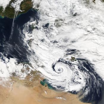 Une tempête tropicale en Méditerranée ?