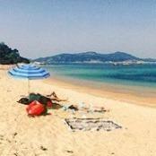 Les vacances de printemps à la mer : la température de l'eau