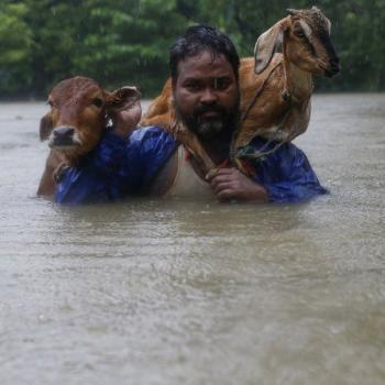 Mousson meurtrière en Inde et au Népal