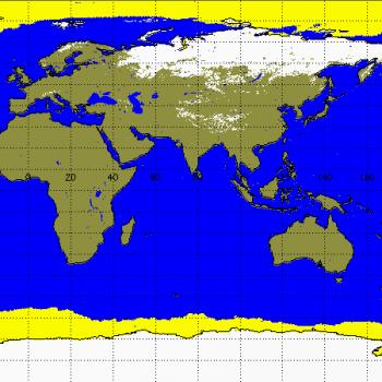 Bilan de l'enneigement dans le Monde en ce milieu d'automne