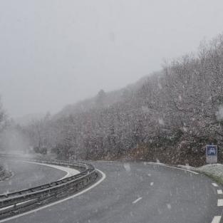 La neige régresse mais le froid résiste