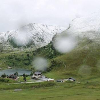 L'été débute avec de la neige sur les Alpes
