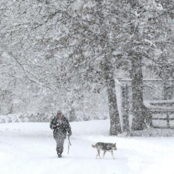 France, Danemark, Etats-Unis - la neige gagne sur terrain
