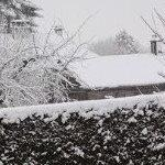 Grêle & neige en plaine à Paris, sur l'Ile de France & le Nord de la France