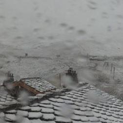 Retour de la neige en haute montagne sur les Alpes et les Pyrénées
