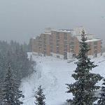 La neige est de retour en montagne mais aussi en plaine