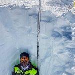 Enneigement record dans les Alpes et les Pyrénées