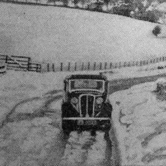 Neige et froid exceptionnels mi-mai 1935, y compris à Paris