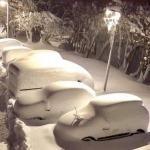 Retour de la neige et des avalanches en montagne