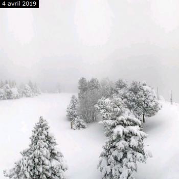 Enneigement en montagne : Retour de conditions hivernales sur les massifs