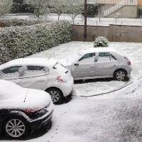 Forte instabilité et giboulées de neige jusqu'à Paris