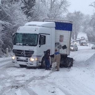 Synthèse : neige au Sud et près de la Manche les 2 et 3 février
