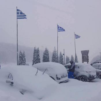 Vague de froid massive sur l'Europe de l'Est
