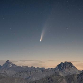 Comète Neowise. Où et comment l'observer?