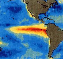 Vers un nouveau phénomène El Niño en fin d'année