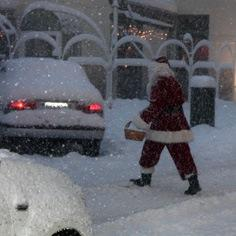 Les Noël Blancs en Belgique et sur le Nord de la France