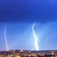 Pluie, grêle et foudre : des orages isolés mais parfois forts