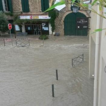 Encore de violents orages au Sud - Coulée de boue dramatique en Corse