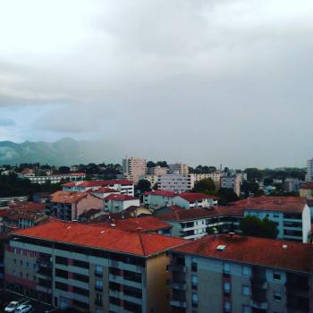 Episode pluvio-orageux du 12 octobre sur le Sud-Est