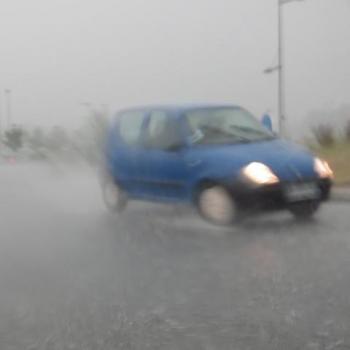 Les orages restent forts au Sud de la Loire